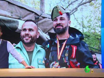 "Santiago Abascal pidió tres prórrogas para evitar la mili: ""Ahora es un patriota de pura cepa"""