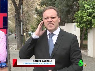 """La insólita reacción de Lacalle al escuchar las críticas de Ábalos: """"Mentira, mentiroso, qué mentiroso, eso es mentira"""""""