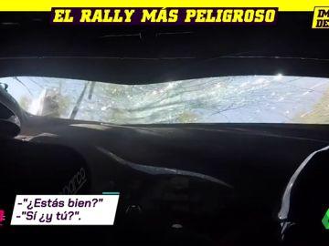 El Rally de Córcega, un clásico del motor lleno de riesgo