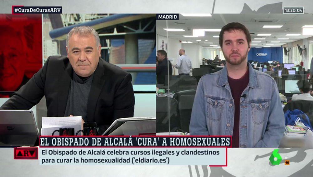 Ángel Villascusa, colaborador de eldiario.es