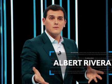 Albert Rivera visita El Objetivo de Ana Pastor este domingo
