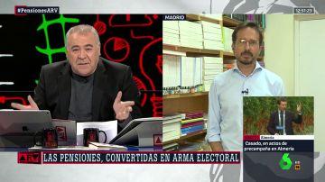 El profesor de la UCM José Ignacio Conde-Ruiz