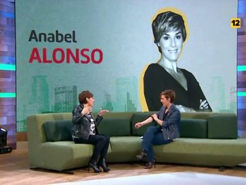 Anabel Alonso visita este domingo a Cristina Pardo en Liarla Pardo