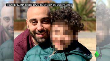 """Así relata Rafael el secuestro de su hijo a manos de su madre: """"Si llego a saber todo esto antes me pego un tiro"""""""