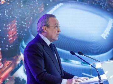 """Jugones (02-04-19) Florentino Pérez presenta el nuevo Santiago Bernabéu: """"El mejor estadio del futuro"""""""