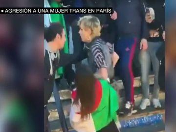 Una mujer trans sufre una agresión múltiple a la salida del metro de París