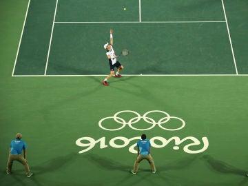 Andy Murray, en la última final olímpica jugada en Río