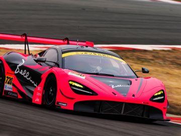 McLaren 720GT 300 Palou 2019 TestFuji