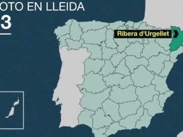 Terremoto en los Pirineos de Lleida