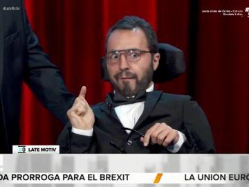 La divertida imitación de Raúl Pérez a Echenique