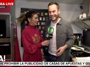 Bea Jarrín y Jorge Blas