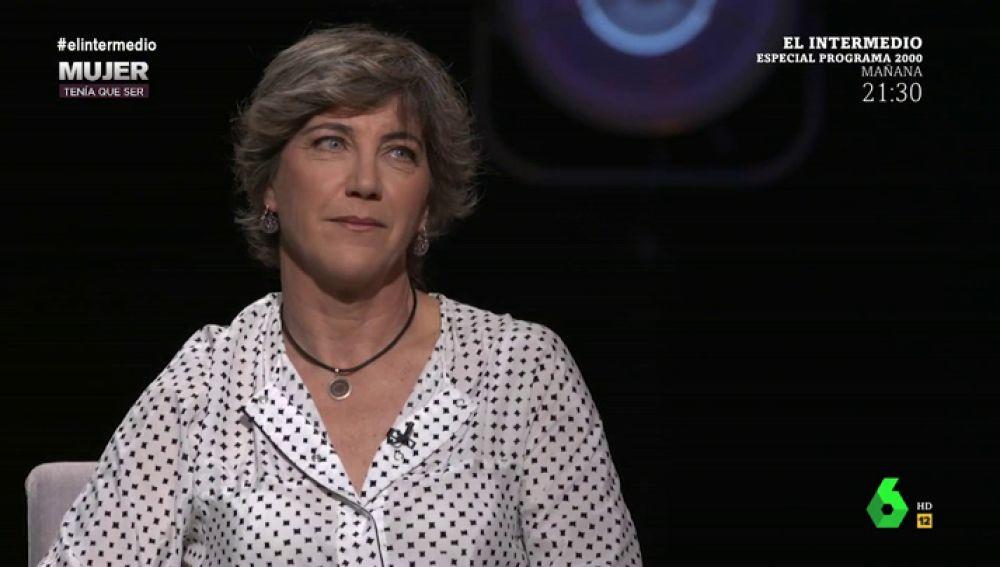 """La historia de vida de María Luisa Cabañero, primera bombera de España: """"A mis compañeros les gustaba exhibirme. Me sentí humillada"""""""