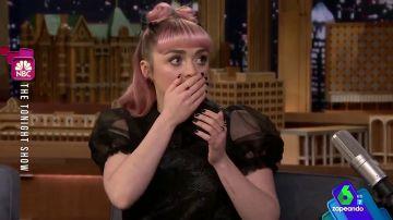 La broma de una actriz de 'Juego de Tronos' que deja a los espectadores de la serie con la boca abierta (con spoiler incluido)
