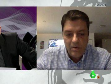El periodista que entrevistó al exministro de Chávez, Rafael Isea
