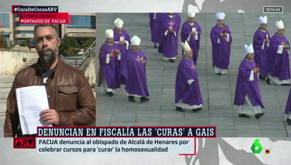 Un obispado es investigado por realizar cursos para curar la homosexualidad