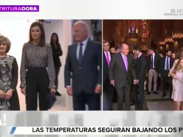 La reina Letizia repite su look más polémico: el que llevó el día de su rifirrafe con la reina Sofía en Mallorca