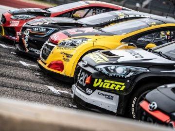 El Mundial de RallyCross renuncia al sueño eléctrico