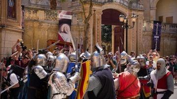 Festival Medieval de Mdina, Malta