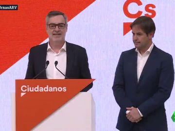 Ciudadanos incluye al líder de UPyD Cristiano Brown en su lista para las elecciones europeas