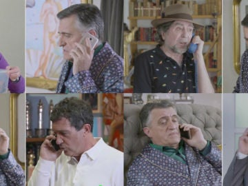 Banderas, Carmena, Sabina, Zapatero... las llamadas que estuvieron a punto de arruinar el programa 2.000 de El Intermedio