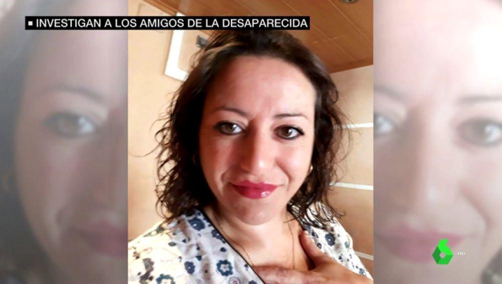 Janet Jumillas, desaparecida en Cornellà