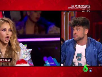 ¿Está 'troleando' el público de 'La Voz' a Paulina Rubio? Ricky Merino descubre por qué hay tanta diferencia entre las votaciones
