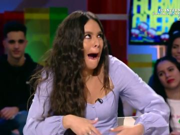 """Cristina Pedroche descubre cómo sería """"el filtro con risa de Mariano Rajoy"""""""