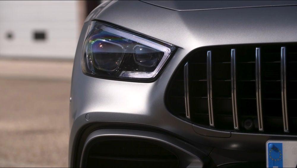 Mercedes-AMG GT 63S 4P