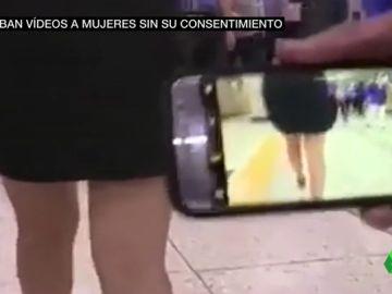 Así es la 'molka', la agresión que consiste en grabar vídeos íntimos a mujeres sin su consentimiento
