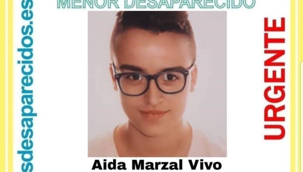Aida Marzal, desaparecida en Ibiza