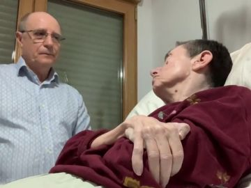 """El vídeo en el que María José confirma su deseo de suicidarse: """"Dame la mano, que quiero notar la ausencia definitiva de tu sufrimiento"""""""