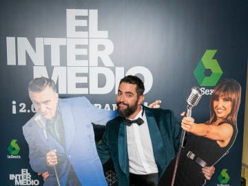 Dani Mateo en el programa 2.000 de 'El Intermedio'