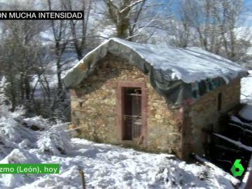 El invierno vuelve para quedarse: nieve y lluvia en la mayor parte del país