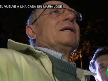 """VÍDEO REEMPLAZO - Habla Ángel Hernández tras ayudar a su mujer a morir: """"Estoy afectado pero alegre porque ella ha dejado de sufrir"""""""