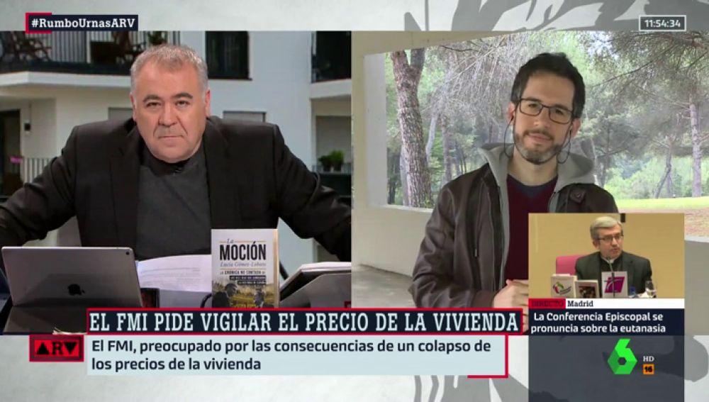 """Jaime Palomera (Sindicato de Inquilinos de Barcelona): """"Los precios se están disparando y ahogando a millones de hogares"""""""