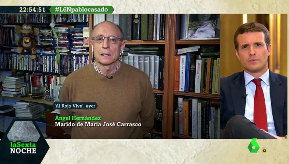 """Pablo Casado: """"Cuando yo gobierne no voy a impulsar una ley de eutanasia"""""""