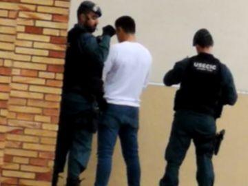 Imagen de la investigación de la desaparición de una joven en Castellón