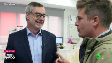 """José Manuel Villegas desvela sus secretos a Luis Troya: """"Me confunden con Girauta"""""""