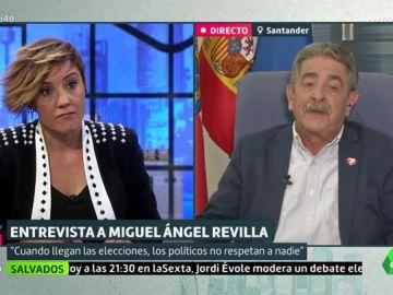 """Miguel Ángel Revilla califica de """"fantochadas"""" las acusaciones de """"proetarra"""" de Casado a Sánchez: """"No vamos a remover una historia terrible"""""""