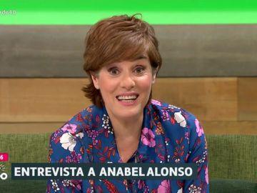 Anabel Alonso en Liarla Pardo