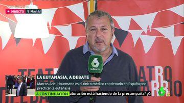 Habla el único médico condenado en España por practicar la eutanasia