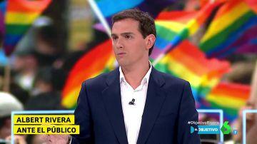 Albert Rivera, en El Objetivo