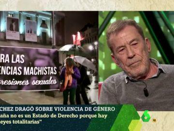 """Fernando Sánchez Dragó carga contra la Ley de Violencia de Género: """"Discrimina a los varones"""""""