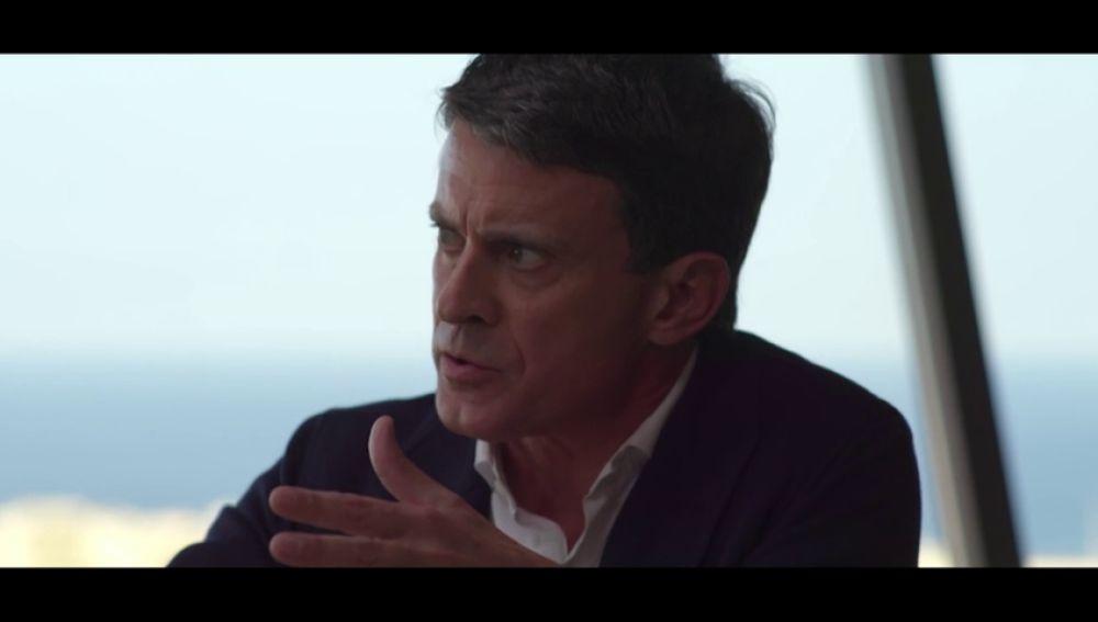 """La postura de Manuel Valls respecto al Open Arms: """"Supongo que lo dejaría zarpar porque es una situación muy complicada"""""""