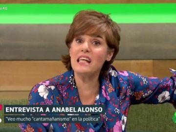 Anabel Alonso, en Liarla Pardo
