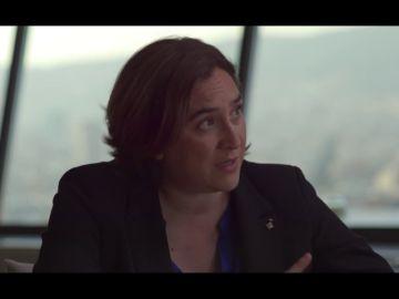 Si hoy se celebrase un referéndum por la independencia de Cataluña, ¿votaría sí o no?: Ada Colau se confiesa en Salvados