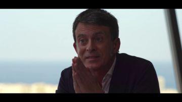 """El enfrentamiento entre Ada Colau y Manuel Valls: """"Tú también eres del poder. Eres la primera persona de las élites que es alcaldesa en Barcelona"""""""