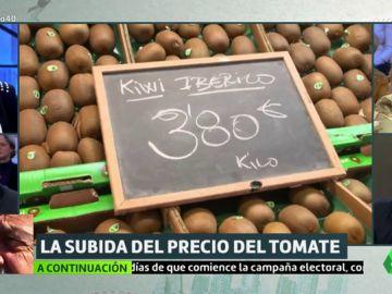 """El """"control"""" de los supermercados en la producción agrícola: """"En una promoción 3x2 dice a la cooperativa que envíe tres camiones pero solo pagará dos"""""""
