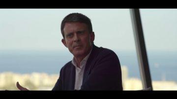 """El mensaje de Manuel Valls a Ada Colau: """"No eres una activista, eres alcaldesa de Barcelona y tienes una responsabilidad"""""""