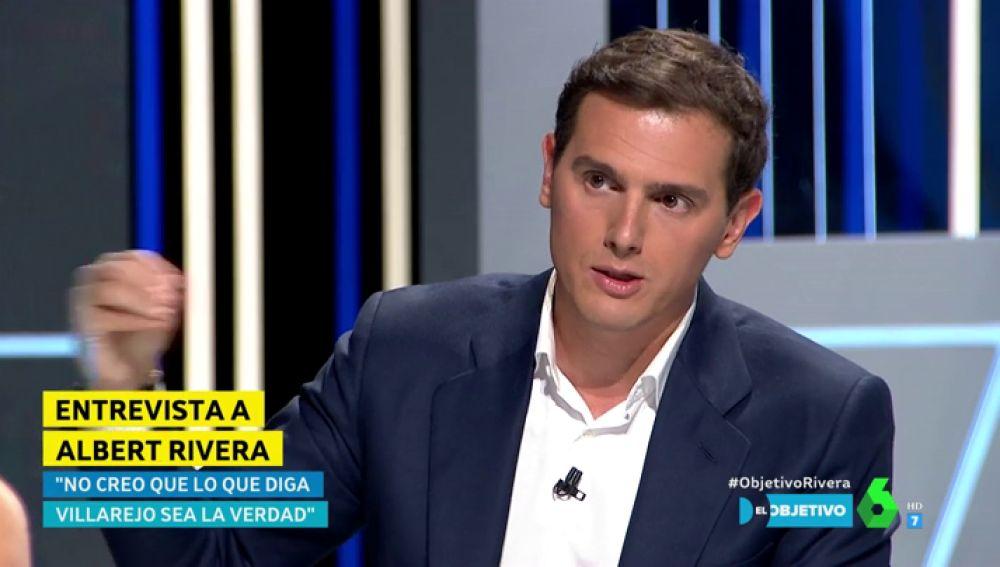 """Albert Rivera declara que le parecería """"muy grave"""" si se demostrase el espionaje a Pablo Iglesias"""